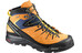 Salomon M's X Alp Mid Ltr GTX Shoes navy blazer/bright marigold/empire yellow